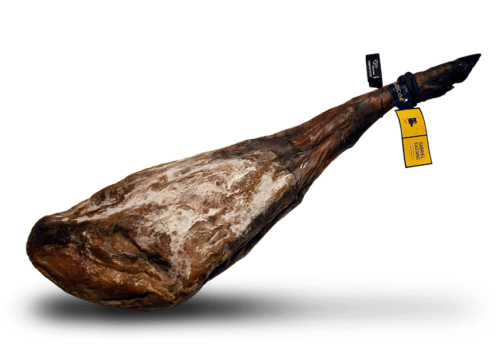 Jamón bellota castaño 2016