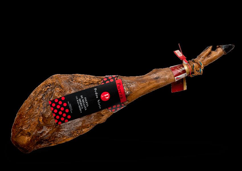 Acorn-fed Iberian ham  Vintage 2016