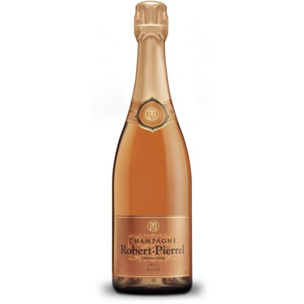 Champagne Robert Pierrel Rosé