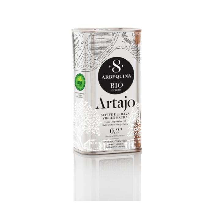 Aceite extra virgen Artajo