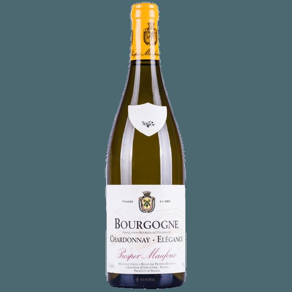 Borgoña Chardonnay Elégance 2018